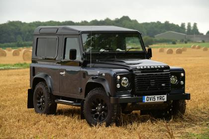 Land Rover Defender Tuning Set Remapping